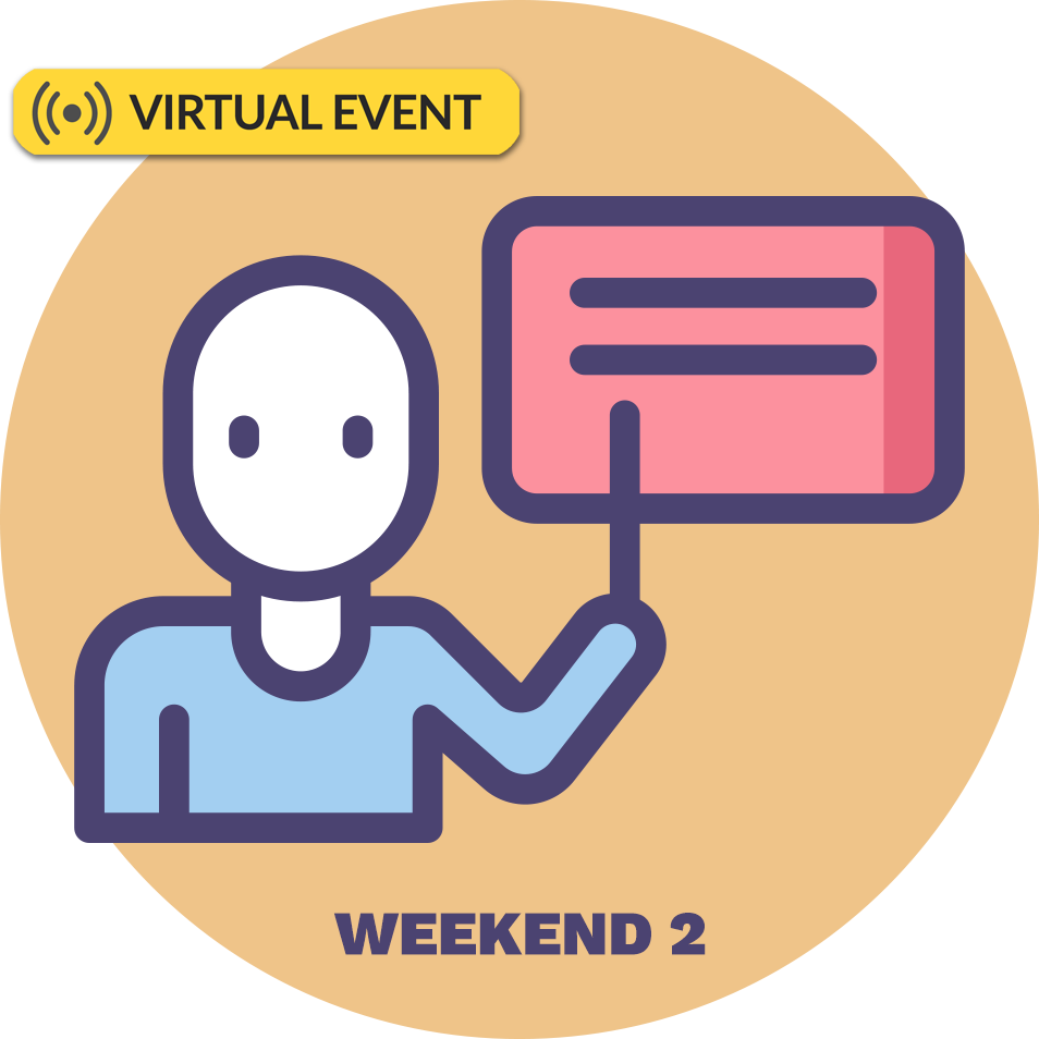 Weekend 2 Virtual